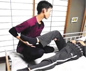関節可動域運動